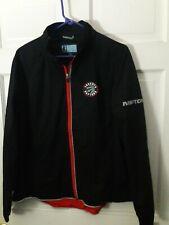 Toronto Raptors basketball Jacket NBA Canada athletic fan apparel NEW Women's XL