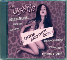 CD-The Ubangis-Drop Another Coin-ex Slickee Boys cramps sound