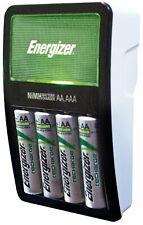 Energizer - Chargeur Compact de Batterie 4 AA - 2000