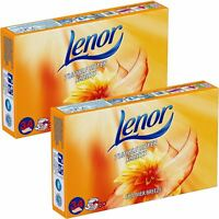 Lenor Summer Breeze Tumble Dryer Sheets, 68 Sheets, Uplifting Outdoor Freshness