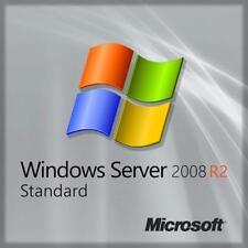 Licencia Key Microsoft Windows Server 2008 R2 Standard LifeTime