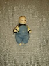 Collectable Dolls House Victorian Baby Boy