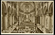 #403 Vintage religious building Postcard - The Choir CANTERBURY CATHEDRAL - 2573