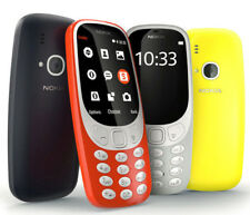 NOKIA 3310 UNLOCKED MOBILE PHONE UK SELLER- AVAILABLE IN 5 COLOURS