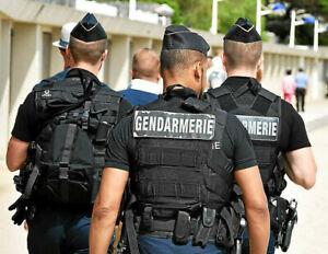 Ceinturon militaire GK PRO TIMECOP  + 2 porte-chargeurs Gendarmerie Police Armée