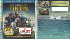The Adventures of Tintin (Blu-ray SLIPCOVER ONLY * SLIPCOVER ONLY)
