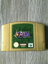 The Legend of Zelda: Majora's Mask N64 EUR PAL cartouche seule
