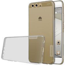 Huawei P10 Plus Nillkin Flexible Soft TPU Case Transparent Hülle Tasche