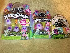 Hatchimals Colleggtibles - 4 Pack w Bonus - 2 Pack n Nest + Blind Bag FREE SHIPP