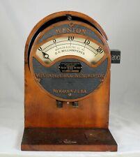 Weston Model 24 DC Milliampere Meter