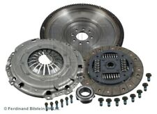 VW TRANSPORTER Mk4 2.5D Dual to Solid Flywheel Clutch Conversion Kit 98 to 03