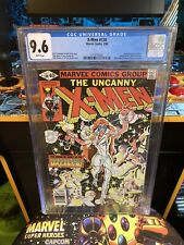 X-Men #130 CGC 9.6 NM+ White Pages 1st Appearance Dazzler Marvel Comics 1980