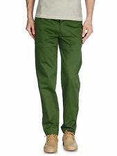 Men's Diesel Chino Pant Chi-regs 5dhgreen Casual Trouser Available Sizes 32 In. Green 5dh