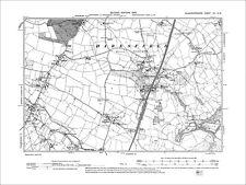 Haresfield, Putloe,Old Map Gloucestershire 1903: 41NW