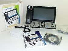 Ultratec CapTel 2400i BT Bluetooth WiFi Large Touch Screen Captioning Telephone