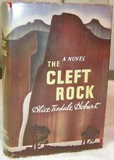 1948 Book The Cleft Rock Hobart Family Drama Novel Central Valley California