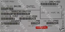 Intel CM8062301046504 SR05T Pentium Processor G620T 3M Cache, 2.20 GHz New Bulk