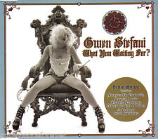GWEN STEFANI - What You Waiting For? (UK 4 Tk Enh CD Single)