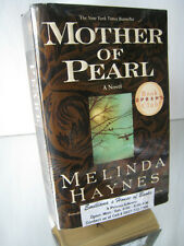 """MOTHER OF PEARL"" BY MELINDA HAYNES - FICTION - ROMANCE NOVEL BOOK"