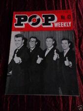 Pop Weekly Music, Dance & Theatre Magazines