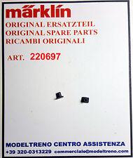 MARKLIN 220697 RESPINGENTI (2 PZ.) - PUFFER (2 St.) 37631