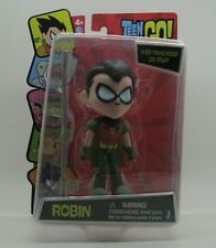 DC Comics TEEN TITANS GO! Action Figure robin with removable bo staff A65B
