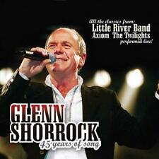 GLENN SHORROCK 45 Years Of Song 2CD NEW DIGIPAK