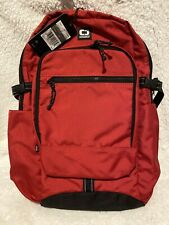OGIO Alpha Core Recon 220 Backpack 23L Red New $79.99 Free Shipping