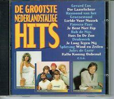 CD : De Grootste Nederlandstalige Hits