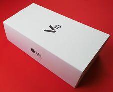 NEW Empty Retail Box PACKAGE LG V10