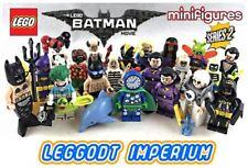 LEGO Minifigures Batman Movie Complete Series 2 minifigs set! FREE POST
