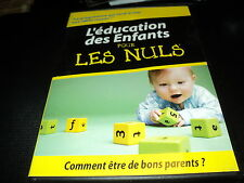 """DVD """"L'EDUCATION DES ENFANTS POUR LES NULS"""""""
