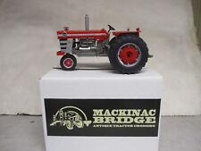 "Massey Ferguson 1100 Toy Tractor ""18 Mackinac Bridge Crossing"" 1/16 Scale, NIB"