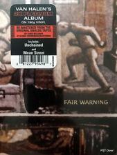 Van Halen – Fair Warning (2015) Brand new sealed Made in Europe