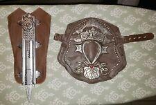 Adult Assassins Creed 2 Costume Arm Bracers