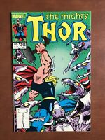 Thor #346 (1984) 8.5 VF Marvel Key Issue Copper Age Comic Book High Grade