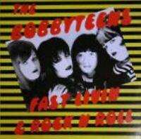 THE BOBBYTEENS fast livin & rock 'n' roll (CD, album) garage rock, power pop,