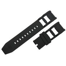Rubber Watch Band Strap For Invicta Russian Diver 1805 1845 1959 1201 26Mm#4