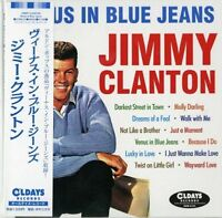 JIMMY CLANTON-VENUS IN BLUE JEANS-JAPAN MINI LP CD BONUS TRACK C94