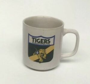 Rare Richmond Tigers westminster Memorabilia Mug 1980s vfl
