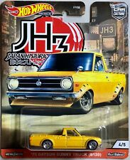 Hot Wheels JAPAN HISTORICS 3 75 Datsun Sunny Pickup Truck .95¢ Combined Shipping