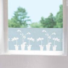 WENKO Sichtschutzfolie Orchidee 45x300 Cm