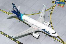 Alaska Airlines Airbus A319 N530VA Gemini Jets GJASA1851 Scale 1:400
