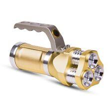 wiederaufladbar LED Suchscheinwerfer taktisch Taschenlampe 3T6 9000lm Licht xm-l