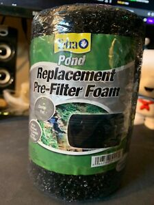 TetraPond Replacement Pre-Filter Foam New
