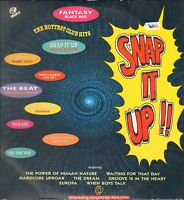 VARIOUS ( DONNA / BOBBY SOLO / POWER BAND – Snap It Up Compilation - Discomagic