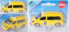 Siku Super 1070 00411 VW T5 facelift Multivan 2.0 Seemannsmission Werbemodell