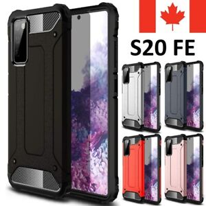 For Samsung Galaxy S20 FE Case - Heavy Duty Layer Shockproof Hard Armor Cover