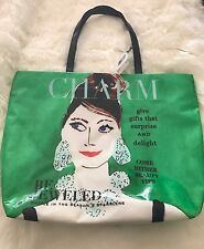 KATE SPADE BON SHOPPER MAGAZINE-CHARM SHOPPER! Be Jeweled! Extremely RARE NWT!
