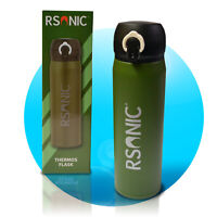 RSonic Thermoskanne Thermosflasche Outdoor Trinkflasche Thermobecher 450 ml